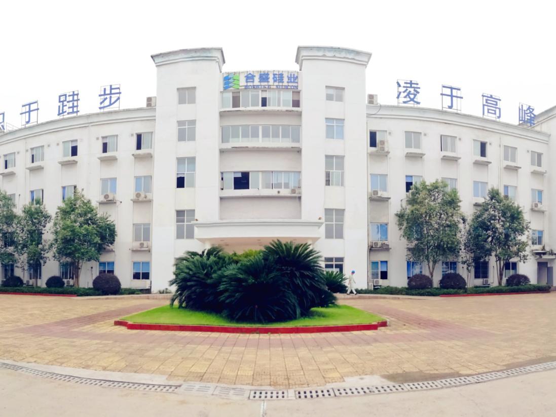 合盛硅业(泸州)有限公司